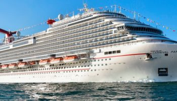 Die Carnival Panorama Foto: Carnival Cruise Line: