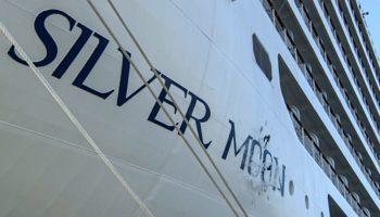 Taufe der Silver Moon von Silversea Cruises Foto: Matthew Scott / SS Global Mkt Team