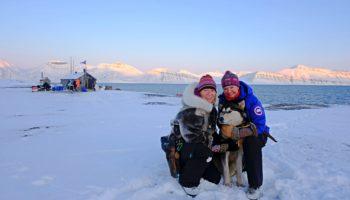 Sunniva Sørby und Hilde Fålun Strøm - Patinnen der MS Fridtjof Nansen @ Hurtigruten Expeditions