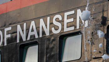 Taufe der MS Fridtjof Nansen. Foto: Kim Rormark