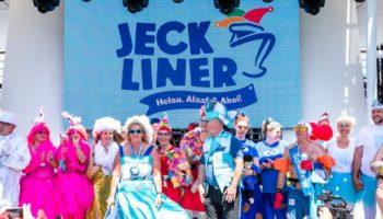 Jeckliner sticht mit der Mein Schiff 6 erneut in See Foto:TUI Cruises