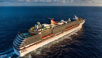 Die Carnival Pride kreuzt 2023 in Europa © Carnival Cruise Line